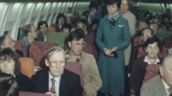 Aer Lingus Flight EI 164 Hijacked 1981