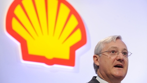 Royal Dutch Shell's Peter Voser disappointed with second quarter results