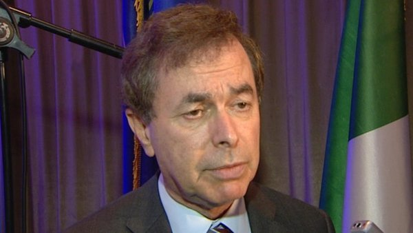 Alan Shatter denied that he criticised judges over sentencing