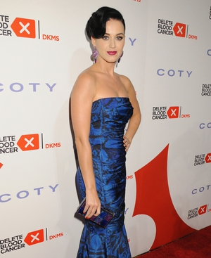 Katy Perry looked sensational on the red carpet of the 2013 Delete Blood Cancer Gala in New York