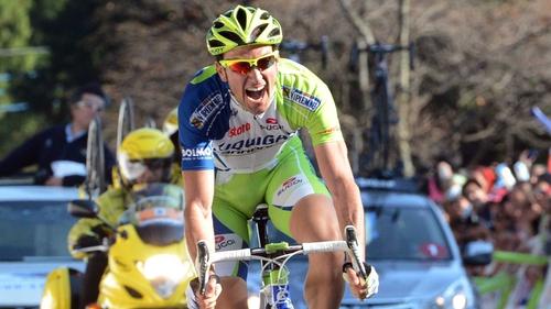 Ivan Basso will miss this year's Giro D'Italia