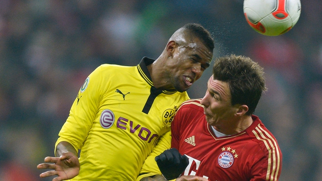 Relations have cooled between Borussia and Bayern