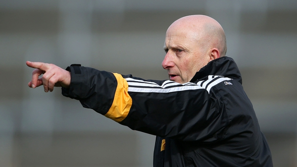 Martin Fogarty will again make the calls on the Kilkenny sideline