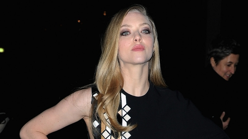 Amanda Seyfried wants to get behind the camera