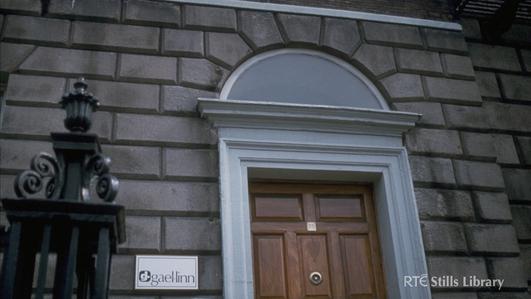 Antoin Ó Coileáin, Príomh Fheidhmeannach Ghael Linn.