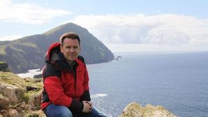 Derek Mooney will present Secrets of the Irish landscape