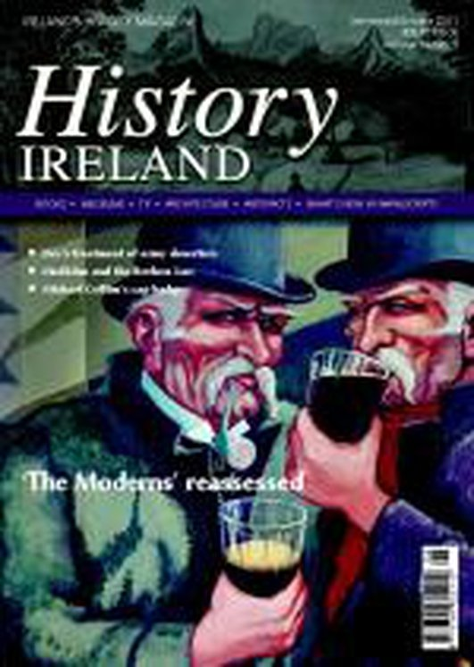 History Ireland 20th Birthday