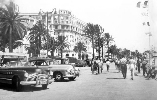 A Potted History of the Cannes Film Festival