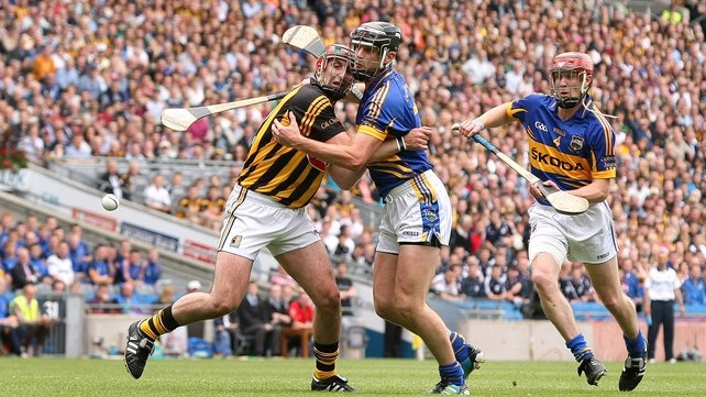 Kilkenny and Tipperary meet in Nowlan Park with the Allianz National Hurling League title at stake