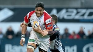 Nick Williams is the RaboDirect PRO12 Players' Player of the Year