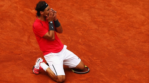 Rafa Nadal has missed seven months of tennis.