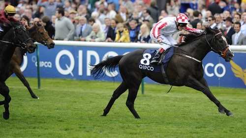 Sole Power ran on really strongly to beat former Group 1 winner Kingsgate Native