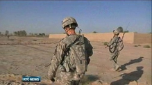 Five US soldiers killed in Afghanistan
