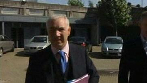 Counsel for Mr Dunne argued that Mr Lehane had sought a warrant to search for paintings and valuables, but not documents