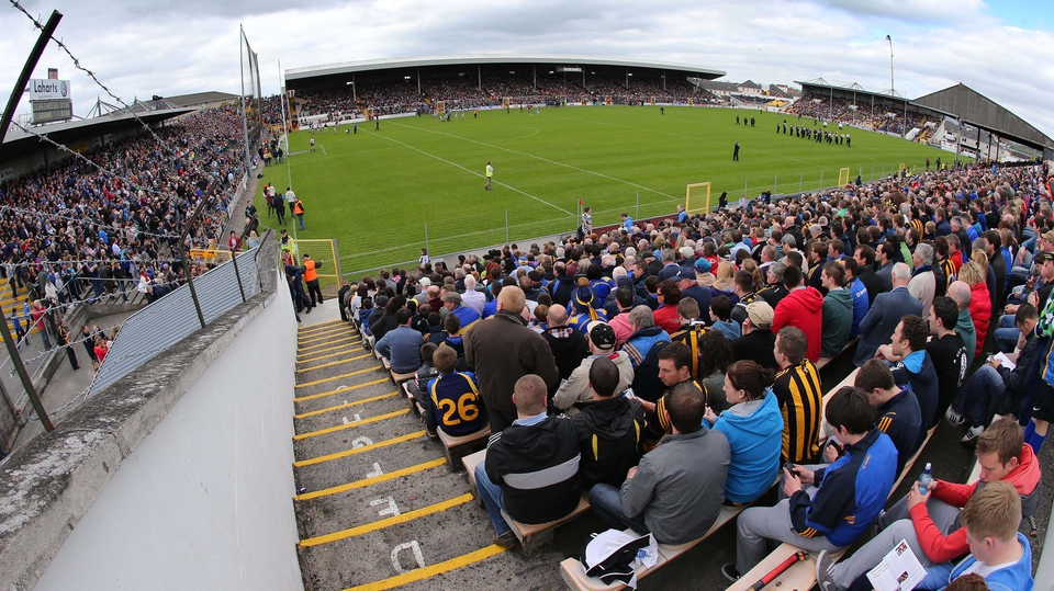 A crowd of 21,447 saw Kilkenny claim their 16th league crown at Nowlan Park