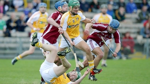 Antrim are through to the first round proper after beating Westmeath in Mullingar