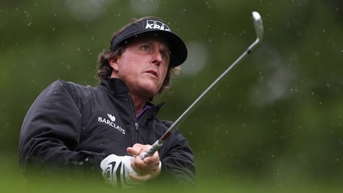 Phil Mickelson almost forgot to register for the US PGA Championship