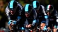 Team Sky win day-two time trial at Giro