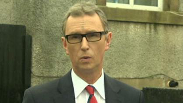 Nigel Evans was arrested over alleged rape and sexual assault