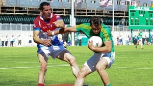 New York proved no match for their visitors from Connacht