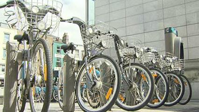 Under the plans, the number of Dublin bikes would increase from 550 to 1,500 over the next 12 months