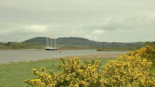 The Tenacious had been docked in Waterford for three days