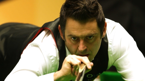 O'Sullivan fired in breaks of 103 and 106 before winning a dramatic last of the evening on the black