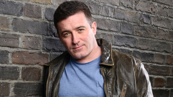 Daniel Coonan joins Eastenders as Carl White
