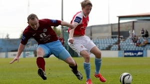 St Patrick's Athletic had a dramatic win over Drogheda