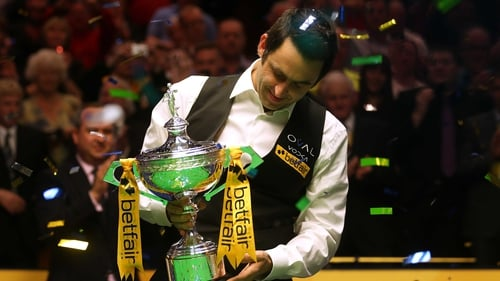 Ronnie O'Sullivan: 'I love playing and I'm definitely going to be playing in some smaller events, as to me that's just pure snooker'