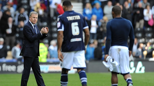 Kenny Jackett makes way for anew man to guide the London club