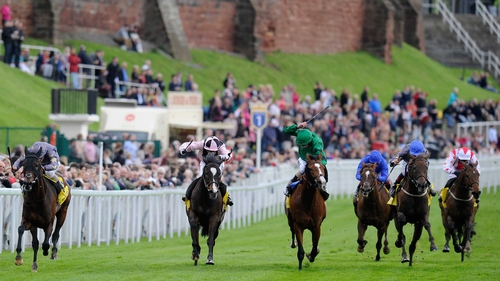The Chester Vase is the highlight of the three-day meeting at the picturesque venue