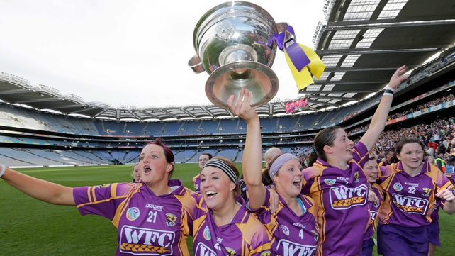 Wexford still on track to reach another All-Ireland decider