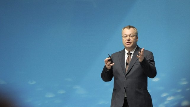 Stephen Elop's plan to make Nokia a third force in smartphones has seen limited results