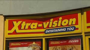 Xtra-vision, which has 152 outlets, entered receivership last week