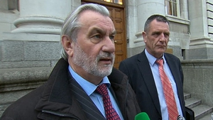 Kieran Mulvey has been meeting unions over the past two weeks