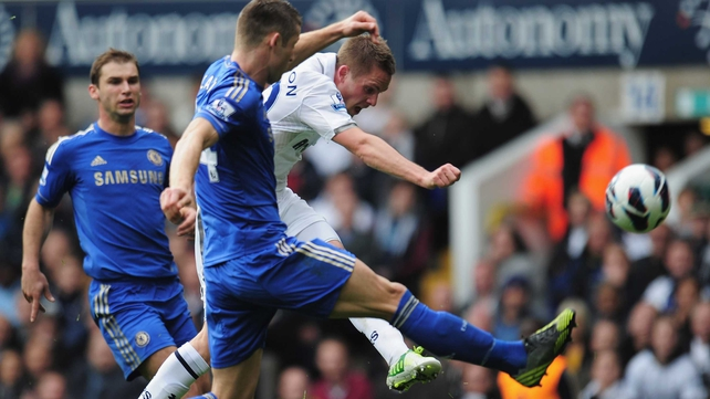 Gary Cahill is Chelsea's latest injury concern