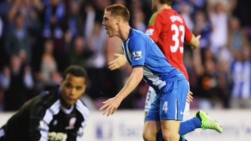 James McCarthy has been linked with Everton and Newcastle United