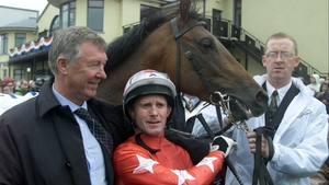 He was part-owner of Rock of Gibraltar for the 2000 Guineas success with Mick Kinnane at the Curragh in '02