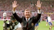 Alex Ferguson won 38 trophies with United