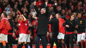 Ferguson can retire satisfied after wrestling the Premier League trophy back from 'noisy neighbours' Manchester City