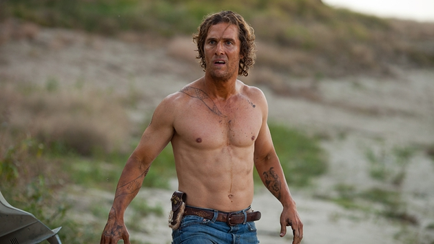 McConaughey does it again (performance and torso)