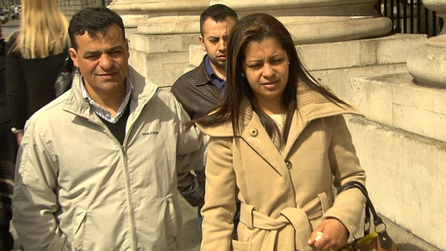 Richard de Souza's parents, Flavia and Ramon, still have questions surrounding the treatment of their son