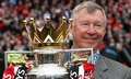 Sir Alex Ferguson retiring