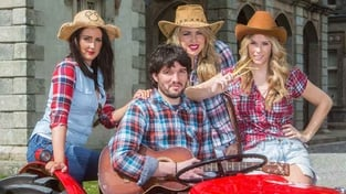 Carlow prepares for this weekend's Tractor Nuts Festival