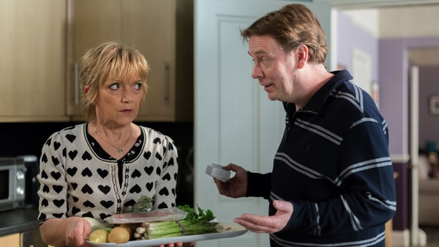 Will Jean pass Ian's culinary test?