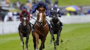 Ruler Of The World saw off his rivals with ease