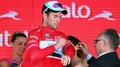 Cavendish back in the red in Giro