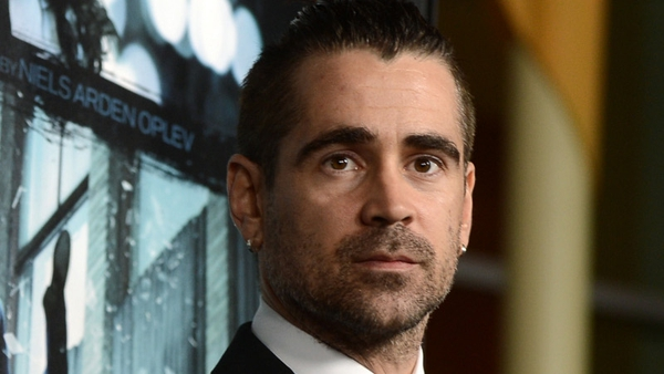 Colin Farrell takes criticism to heart