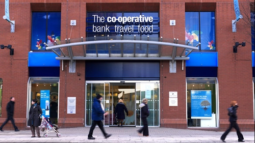 The Co-Operative Group posted first-half underlying profit of £66m today